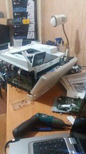 آموزش تعمیرات چاپگر