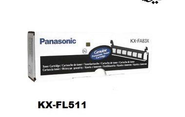 خرید تونر کارتریج فکس پاناسونیک KX-FL511