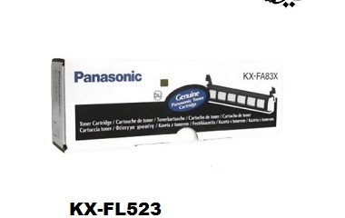 خرید تونر کارتریج فکس پاناسونیک KX-FL523