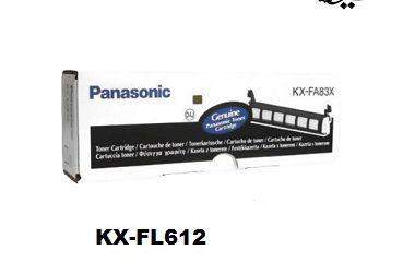 خرید تونر کارتریج فکس پاناسونیک KX-FL612