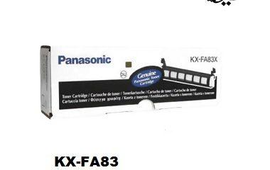 خرید تونر کارتریج فکس پاناسونیک KX-FA83