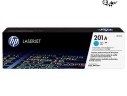 خرید کارتریج لیزری رنگی آبی hp 201a