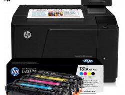 خرید کارتریج پرینتر لیزری رنگی hp m251