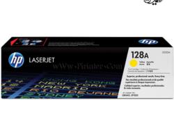 خرید کارتریج لیزری رنگی زرد hp 128a
